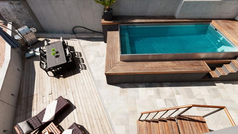 Installer une piscine sans autorisation du propriétaire peut coûter très cher
