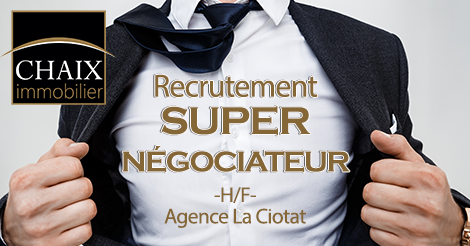 Recrutement                      Super Négociateur