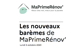 MaPrimeRénov' : la nouvelle prime pour la rénovation énergétique